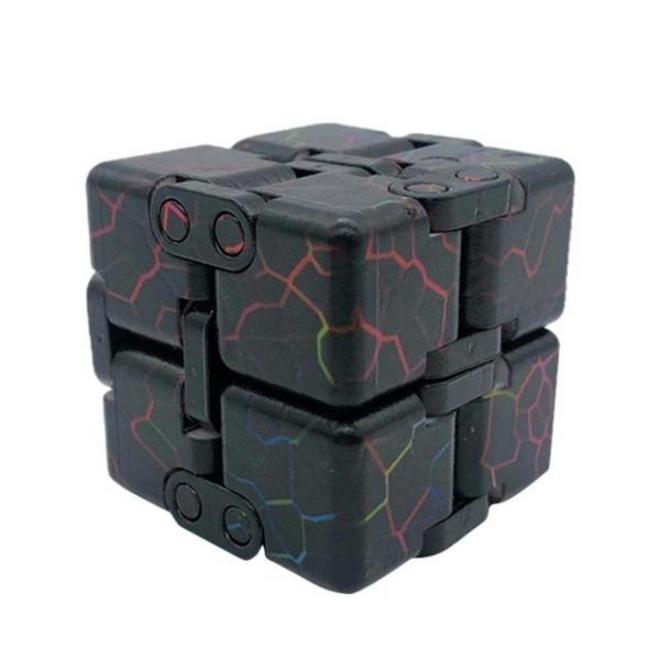 Creative Infinite Cube Infinity Cube Magic Cube Office Flip Cubic Puzzle Stop Stress Reliever Autism Toys 14.jpg 640x640 14 - Infinity Cube Fidget