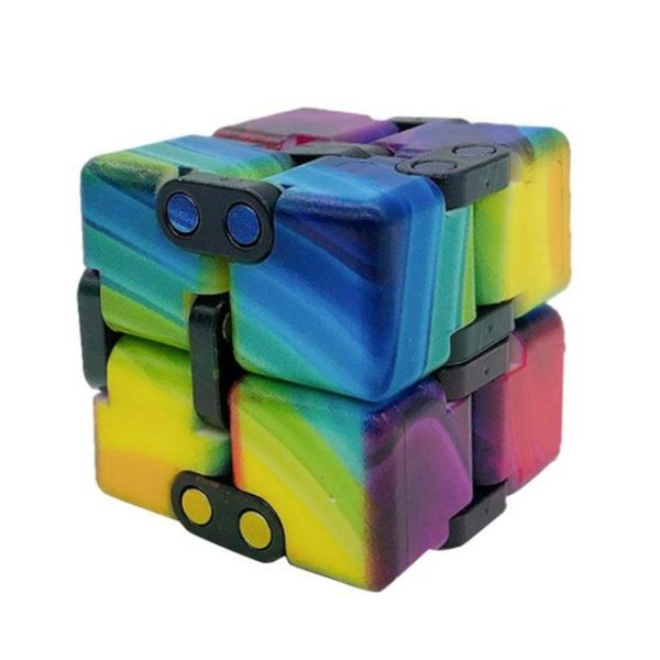 Creative Infinite Cube Infinity Cube Magic Cube Office Flip Cubic Puzzle Stop Stress Reliever Autism Toys 3.jpg 640x640 3 - Infinity Cube Fidget