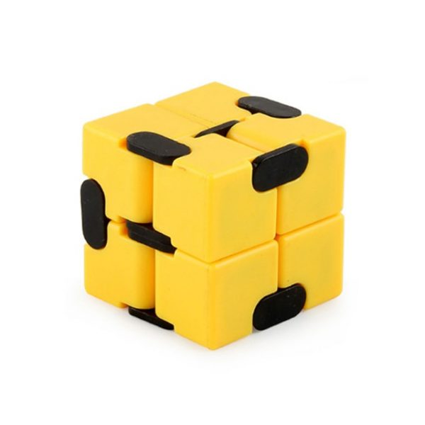 Creative Infinite Cube Infinity Cube Magic Cube Office Flip Cubic Puzzle Stop Stress Reliever Autism Toys 8.jpg 640x640 8 - Infinity Cube Fidget