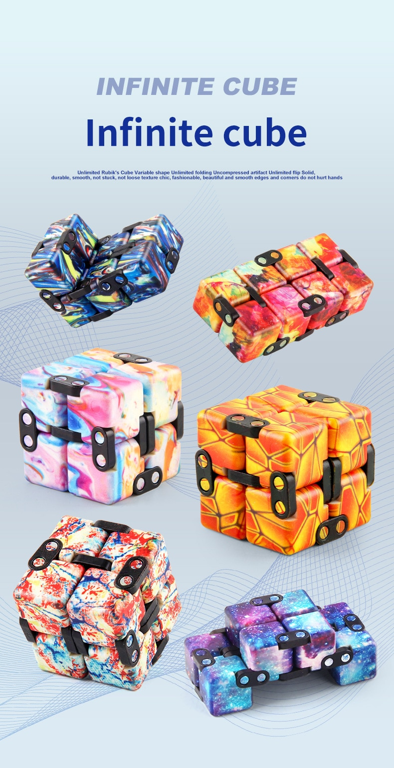 H065136d051e941c1b95f7c44d9313619c - Infinity Cube Fidget