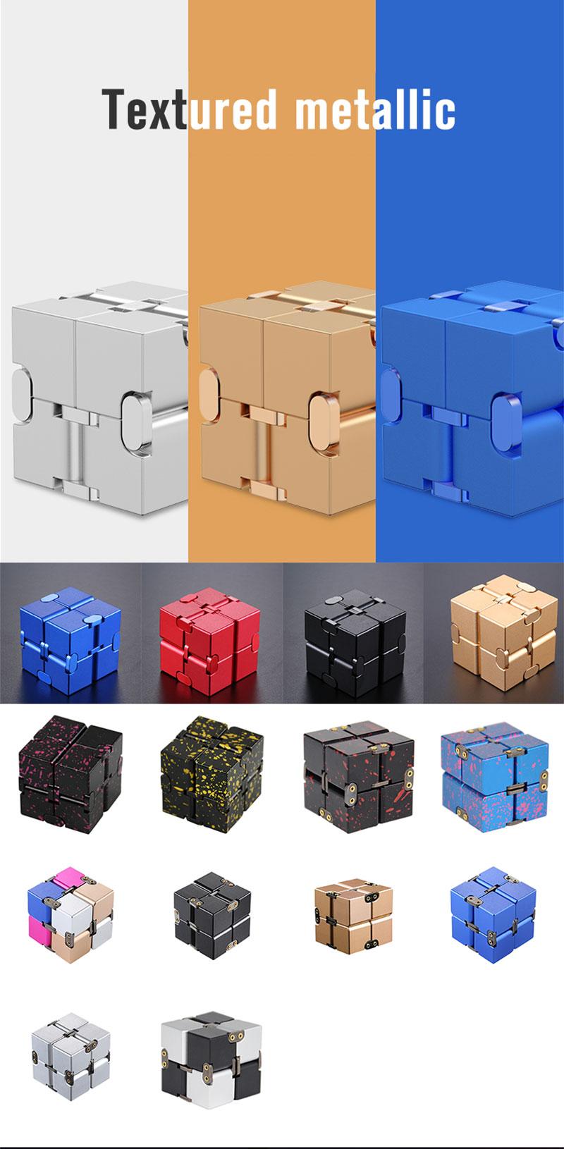 H4dedcf38102c41e58d7008cd9ce02a9eC - Infinity Cube Fidget