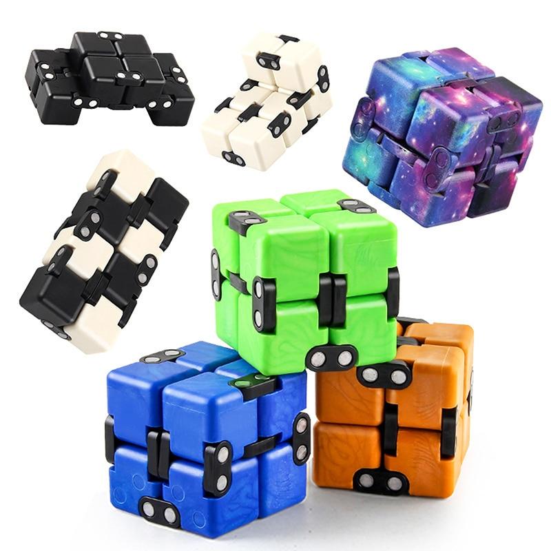 H61598d8c6300476ead2dec0134e399fbA - Infinity Cube Fidget
