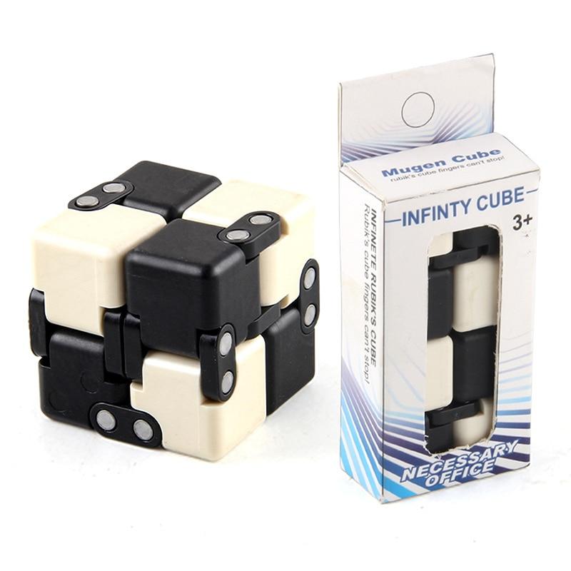H65d202d6ec5d476cb7081983cbf958e4C - Infinity Cube Fidget