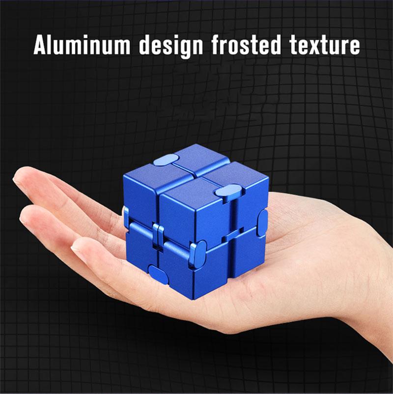 H6b603b5840bf4eedaf2f36726910b2beY - Infinity Cube Fidget