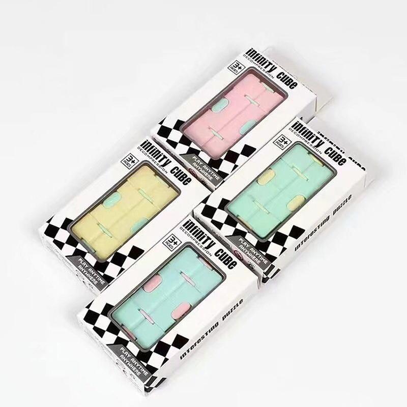 H6f7cab685a9e40189a9a22b993b40459Z - Infinity Cube Fidget