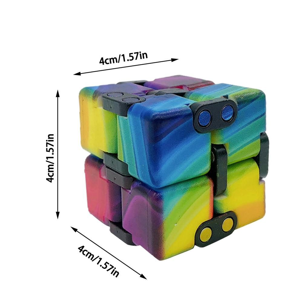 H9b9481123a534a249e5f9fd8a579e0e6Q - Infinity Cube Fidget