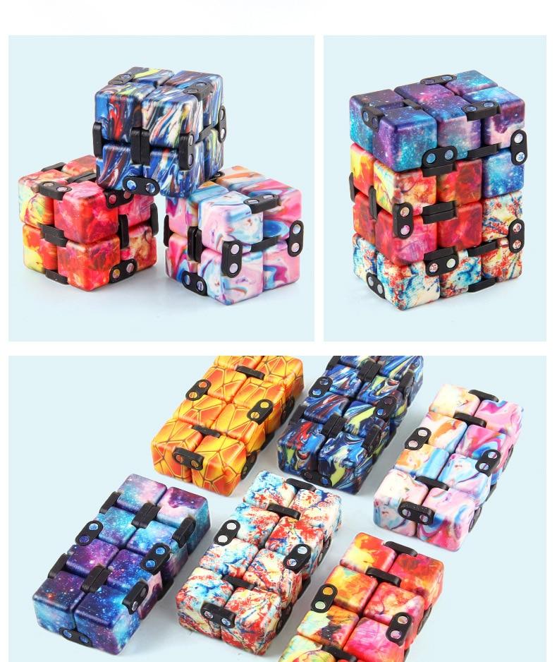 Hc98736b44dee4521971d2254a1c585f3T - Infinity Cube Fidget