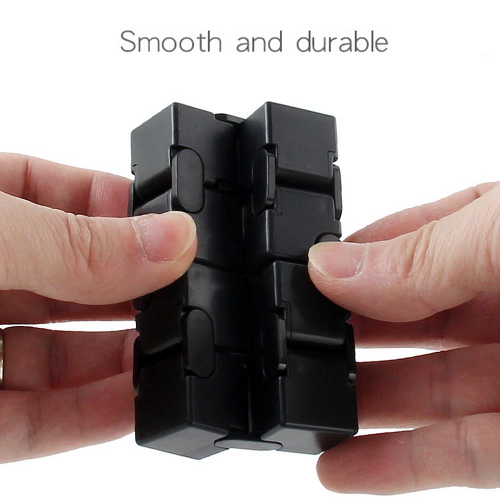 Hcf43b8f6aded4f51a7c2cba63f6e98b5g - Infinity Cube Fidget
