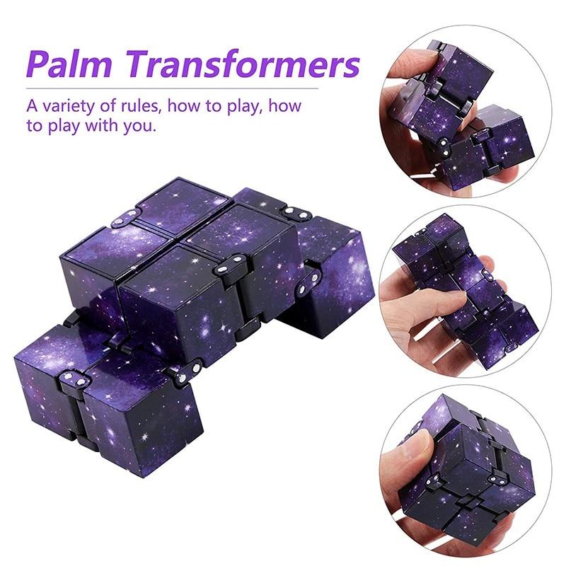 Hd0cac484c4804ddda8cb334419b82faf8 - Infinity Cube Fidget