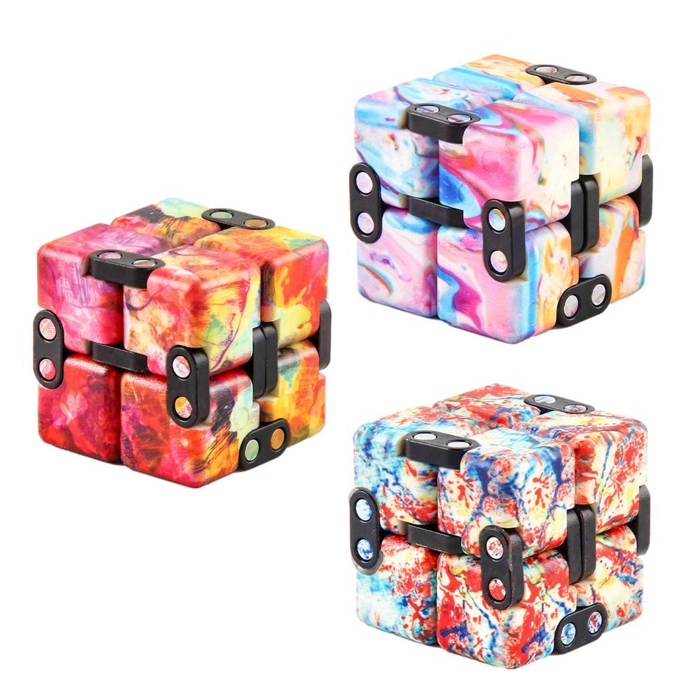 Hdcd7d674073e4a6e93ecb367e92ed47bT - Infinity Cube Fidget