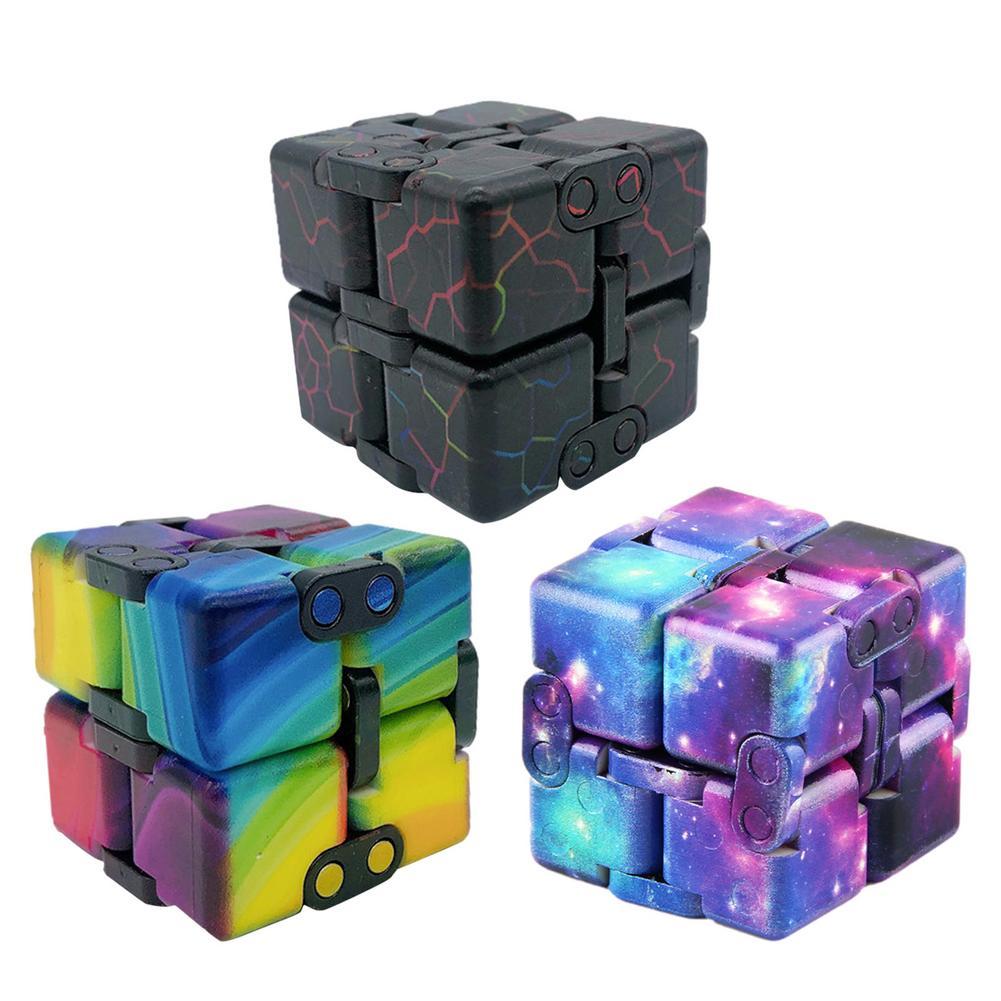 He2518793154b41c18e00d0cc0590ca5el - Infinity Cube Fidget