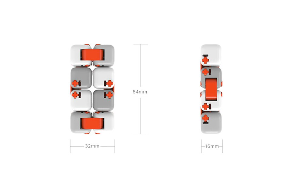 Hfeba7c33fe6f42c3ab0aba5585db2521S - Infinity Cube Fidget