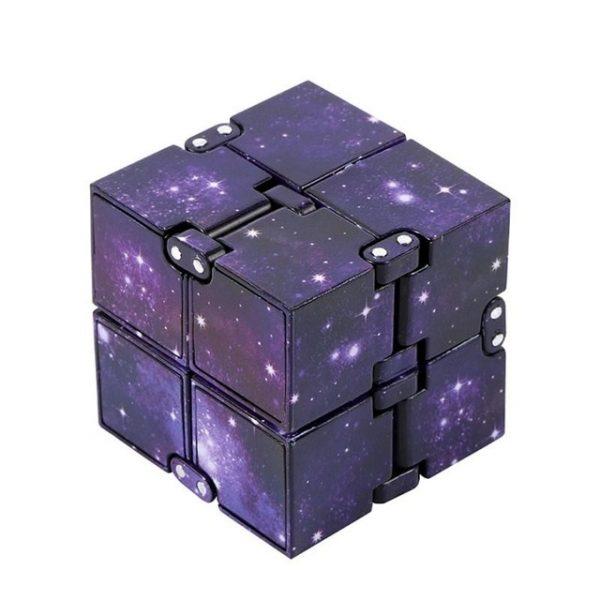 Magic Infinity Cube Hand Mini Toy Finger Anti Stress Relief Endless Cube Blocks for Children Kids 2.jpg 640x640 2 - Infinity Cube Fidget