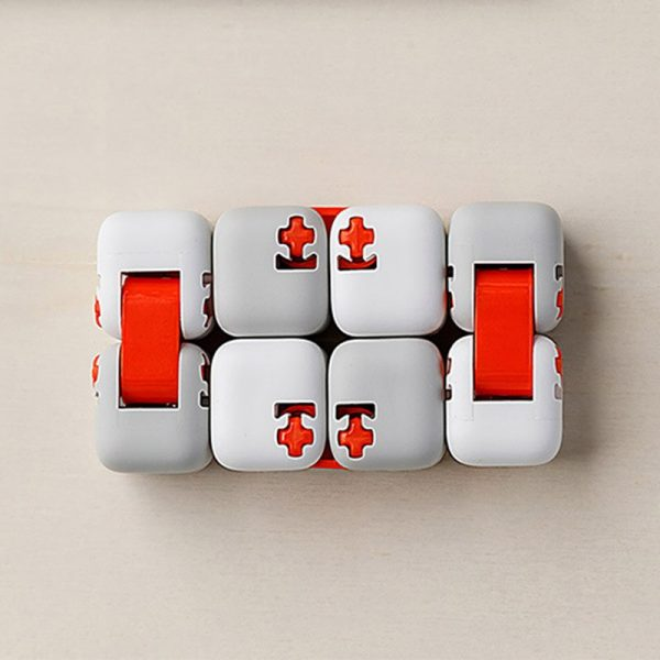 Mini Infinity cube spinner Toys EDC Hand For Autism ADHD Anxiety Relief Focus Kids Magic Anti 1 - Infinity Cube Fidget