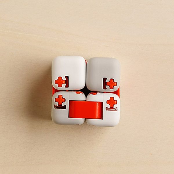 Mini Infinity cube spinner Toys EDC Hand For Autism ADHD Anxiety Relief Focus Kids Magic Anti 2 - Infinity Cube Fidget