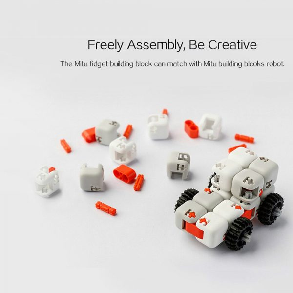 Mini Infinity cube spinner Toys EDC Hand For Autism ADHD Anxiety Relief Focus Kids Magic Anti 3 - Infinity Cube Fidget