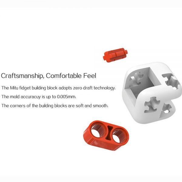 Mini Infinity cube spinner Toys EDC Hand For Autism ADHD Anxiety Relief Focus Kids Magic Anti 4 - Infinity Cube Fidget