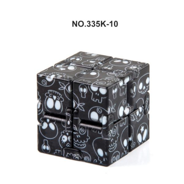 Anti Stress Infinity Magic Cube Autism Adult Decompression Toy New Christmas Shape Children Puzzle Square Fingertip 1.jpg 640x640 1 - Infinity Cube Fidget