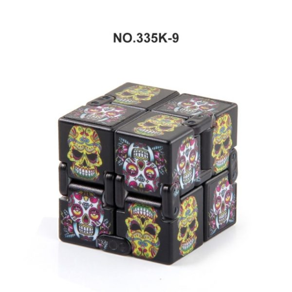 Anti Stress Infinity Magic Cube Autism Adult Decompression Toy New Christmas Shape Children Puzzle Square Fingertip 2.jpg 640x640 2 - Infinity Cube Fidget