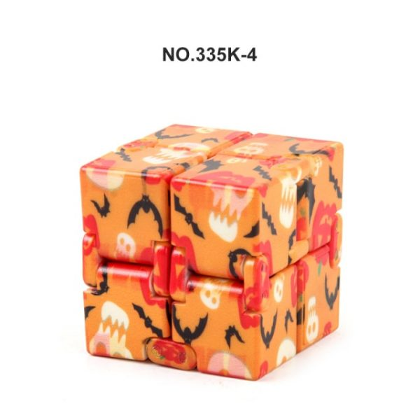 Anti Stress Infinity Magic Cube Autism Adult Decompression Toy New Christmas Shape Children Puzzle Square Fingertip 3.jpg 640x640 3 - Infinity Cube Fidget