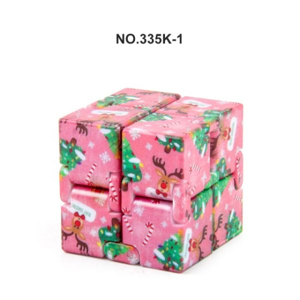 Anti Stress Infinity Magic Cube Autism Adult Decompression Toy New Christmas Shape Children Puzzle Square Fingertip 7.jpg 640x640 7 - Infinity Cube Fidget