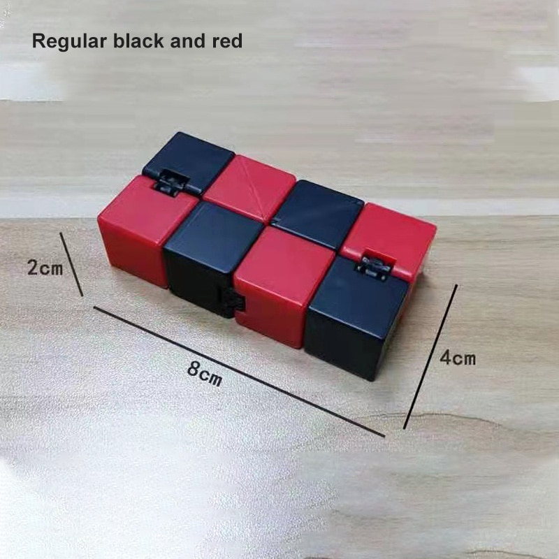 H3f23e532044f433cb16826a3f00ecc44c - Infinity Cube Fidget