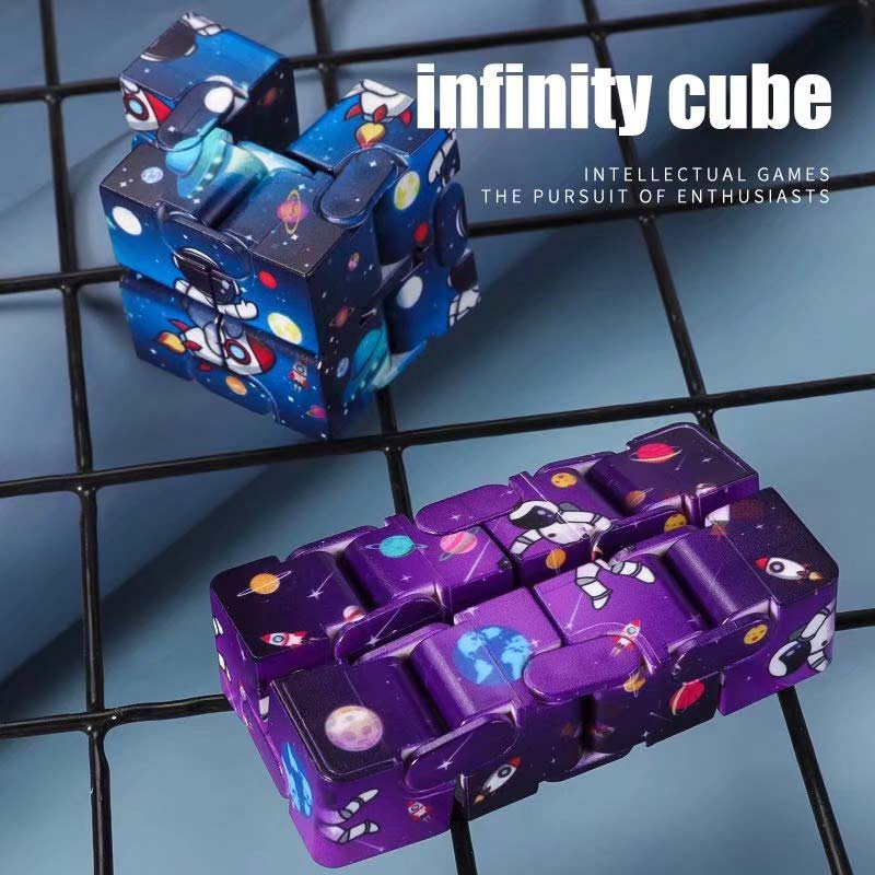 H69c549419a9a45b0bbec7b68b3209344W - Infinity Cube Fidget