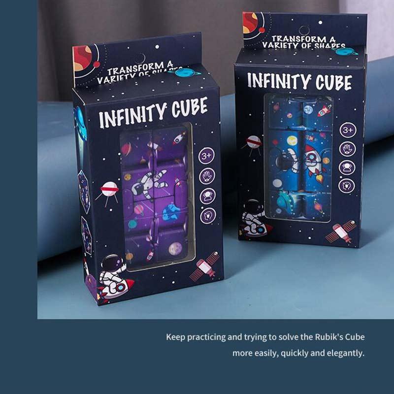 H7f8931d4c2ae469f81bb1a42b90b592ci - Infinity Cube Fidget
