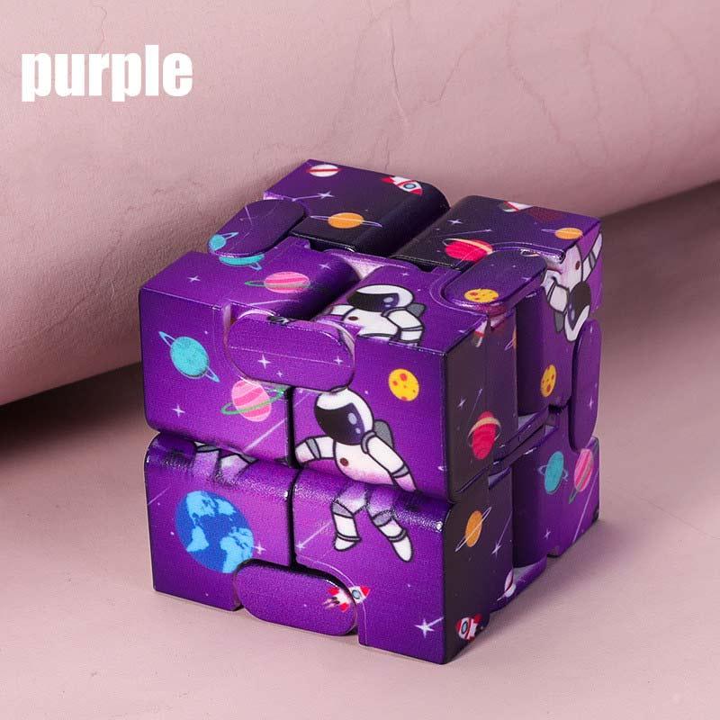 Ha03ccacfb5a941229debe7a0b6f71926c - Infinity Cube Fidget