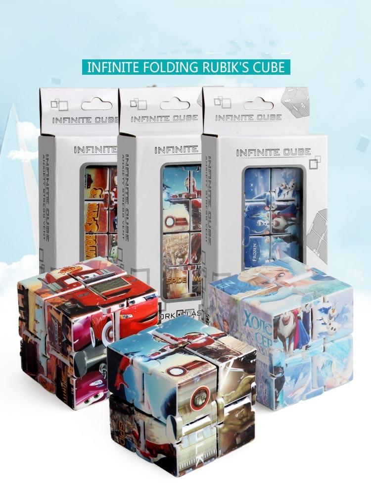 Hc6b1bafaa97041d6807d248b160ece63M - Infinity Cube Fidget