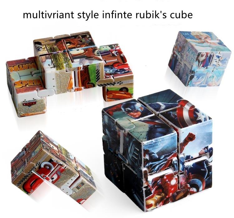 Hc6dfef243df04f149092e16d51bf8278d - Infinity Cube Fidget