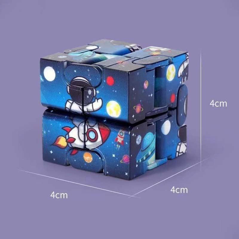 Hc8e270fee21c452f82f71744dd69beb2D - Infinity Cube Fidget