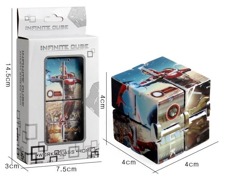 Hd338331096af4da385133451832daa07Z - Infinity Cube Fidget