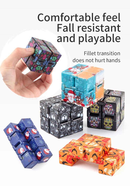 Hd41c414fa39b4498b2af0815bf01cf60R - Infinity Cube Fidget