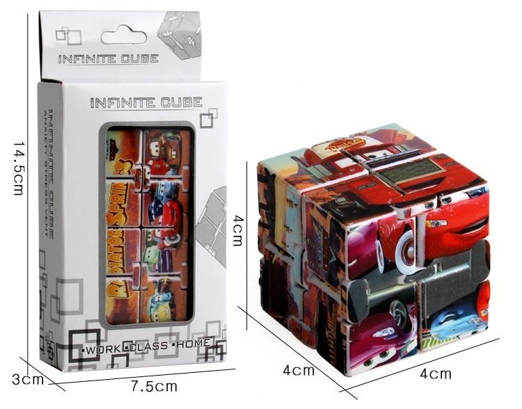 Hd89afe481e9147508c78d7102a9e027bZ - Infinity Cube Fidget