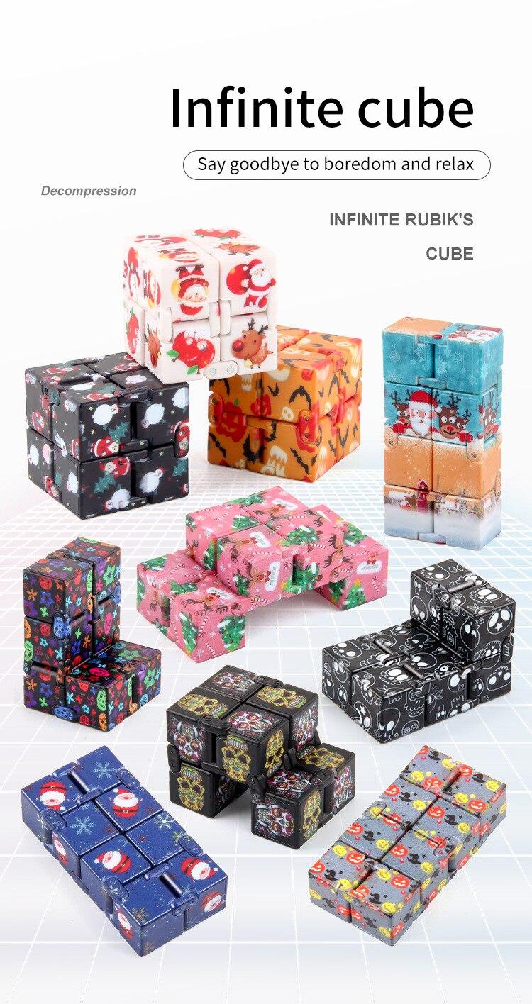 Hdf7db1d1e03347029373acf5cd2b51cbw - Infinity Cube Fidget