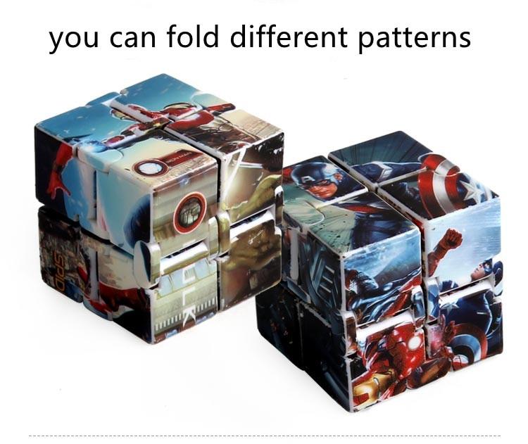 He4c86f2b9aad4d079e0d113958b3016aE - Infinity Cube Fidget