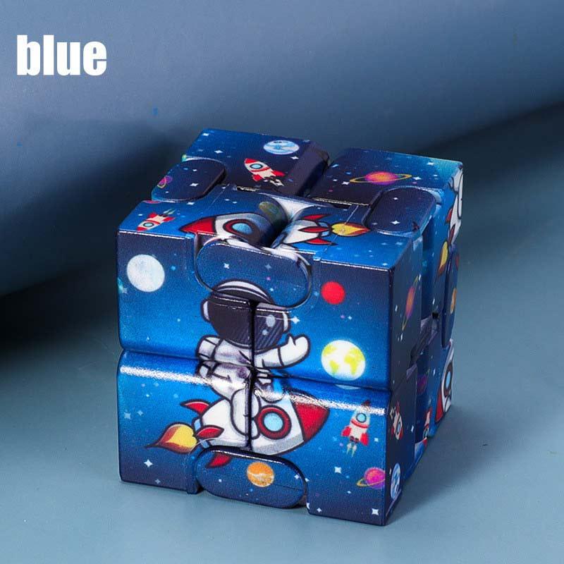 Hf94be0ed58044b18944d1b7a7a781847Y - Infinity Cube Fidget